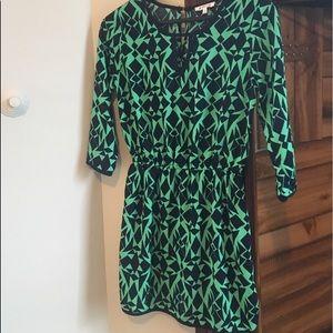 JustFab geometric dress